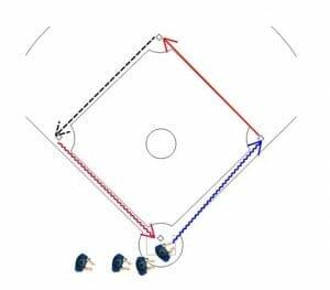 speed drills for baseball