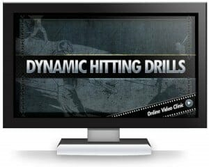 baseball hitting drill video