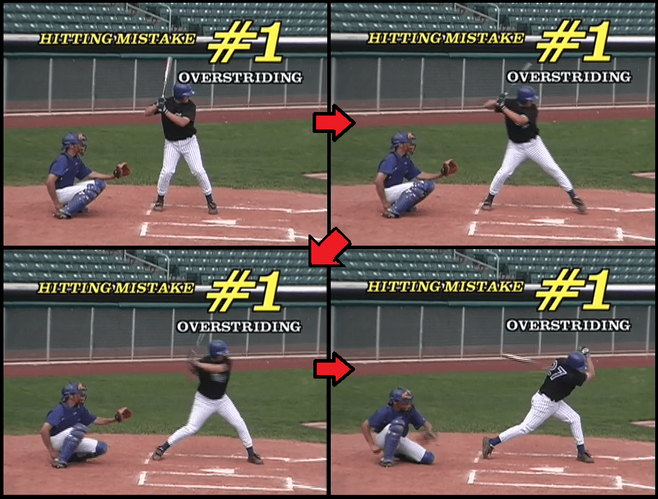 How To Fix The Three Most Common Hitting Mistakes