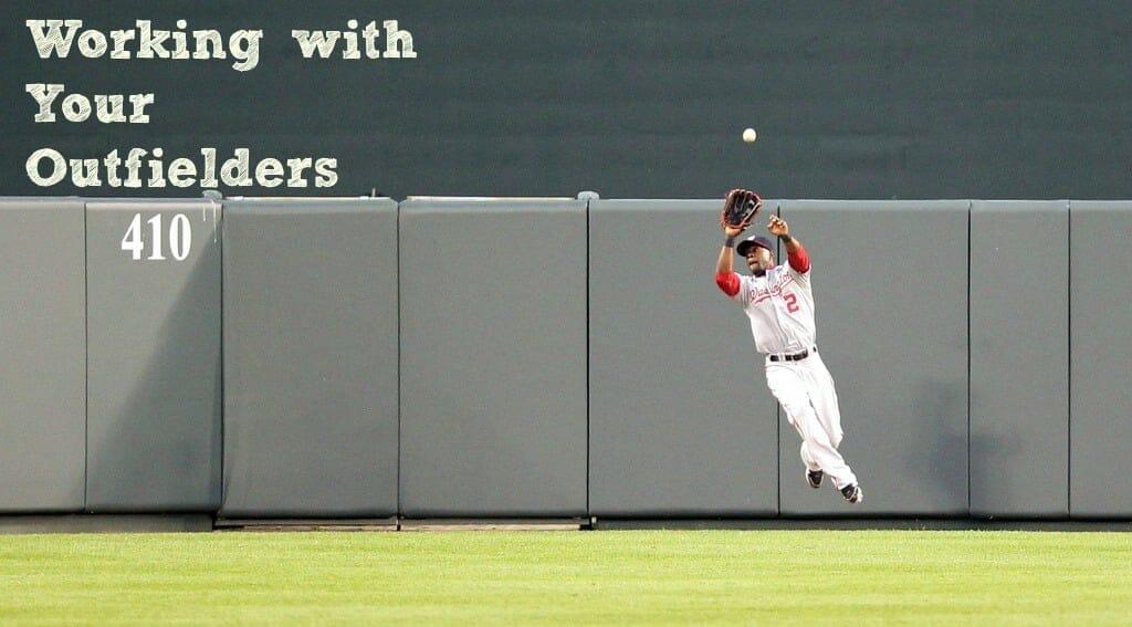 Baseball Outfielder Drills