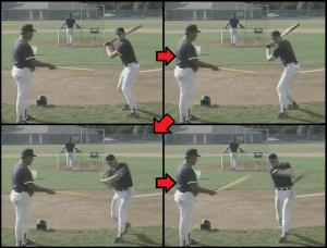 Wiffle Bat Baseball Drill