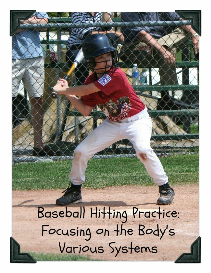 baseball practice for hitters