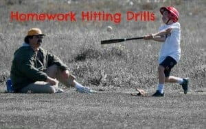 baseball drills for hitting