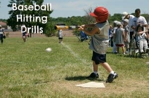 kids baseball drills for hitting