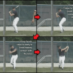 fence youth baseball drill