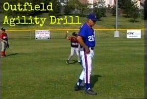 little league baseball drill