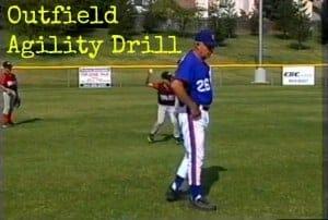 little league baseball drill