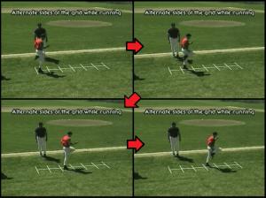 alternating sides youth baseball drill