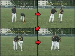 youth baseball drill