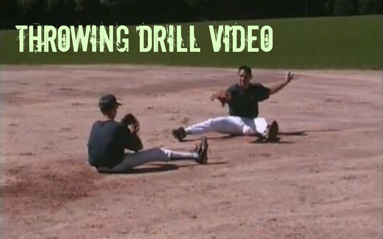 baseball throwing drill