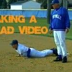 baseball practice video