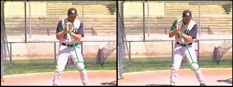 kids baseball load technique