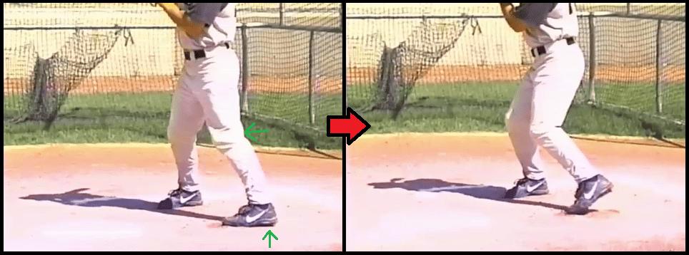 kids baseball load technique