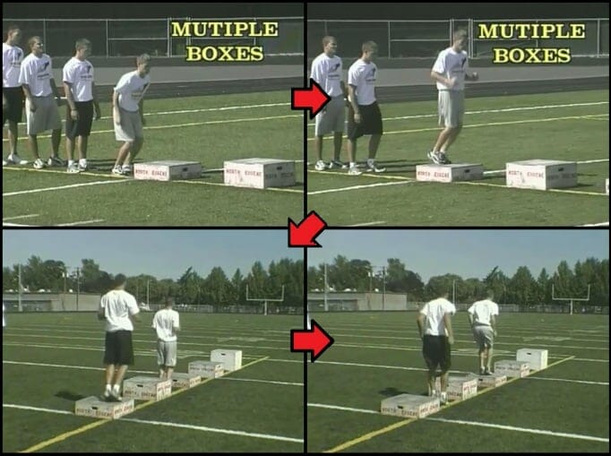 baseball training drill