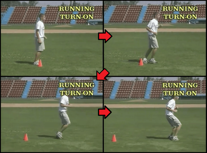 baseball conditioning drill