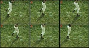Baseball Drill - Dot Drill Rotation 2