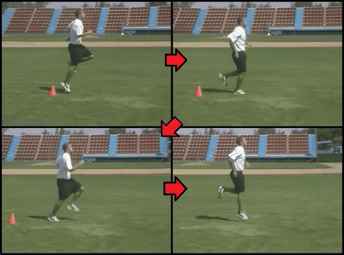 baseball conditioning drill