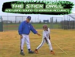The Stick Drill - Baseball Hitting Drill