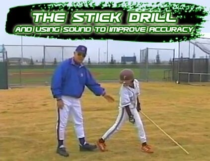 The Stick Drill - Baseball Hitting Drill