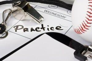 Baseball Hitting Drills Practice Plan