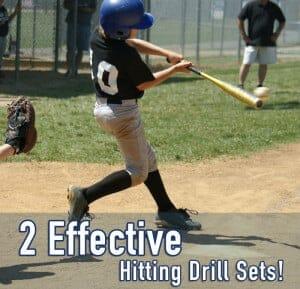 hitting drill sets