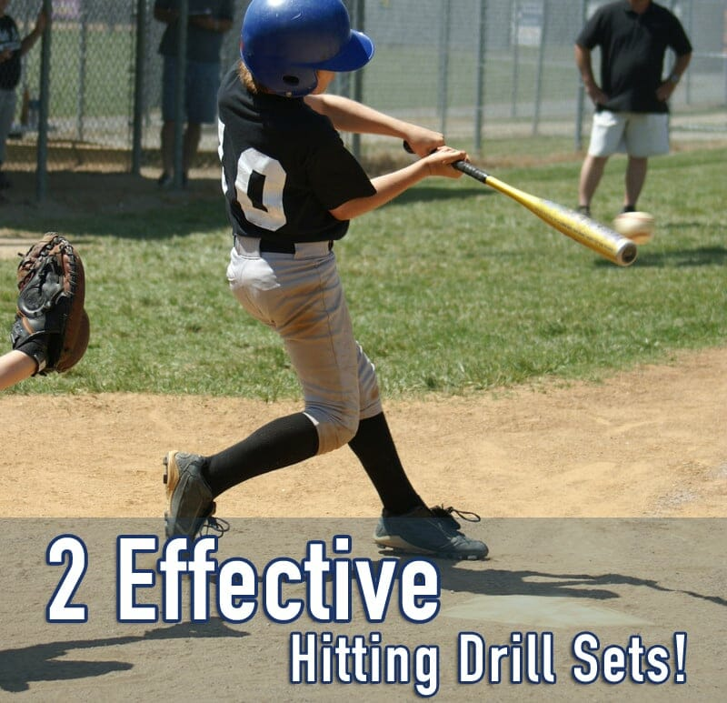 hitting drill sets