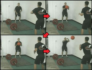 baseball strength training 1 bench press