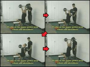baseball strength training 5 military press