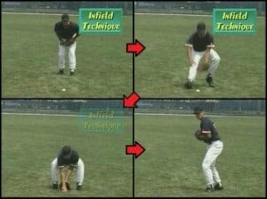 baseball fielding outfield workout 1