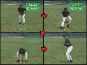 baseball fielding outfield workout 1