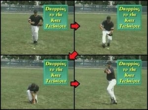 baseball fielding outfield workout 2