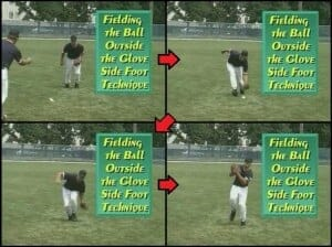 baseball fielding outfield workout 3