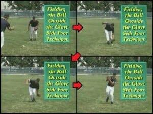baseball fielding outfield workout 3