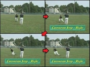 baseball fielding outfield workout 4