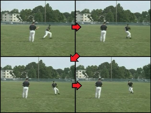 outfielder drill 1