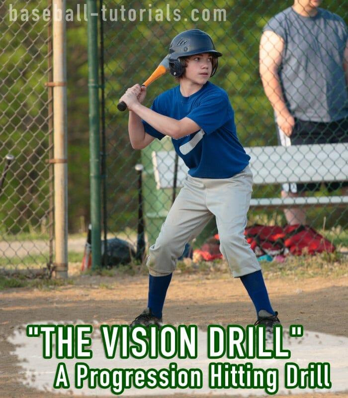 vision hitting drill