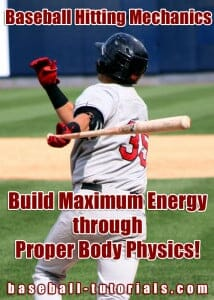 baseball hitting mechanics