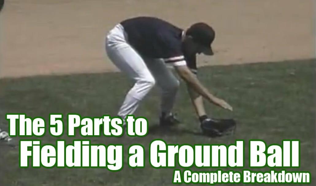 fielding drill breakdown