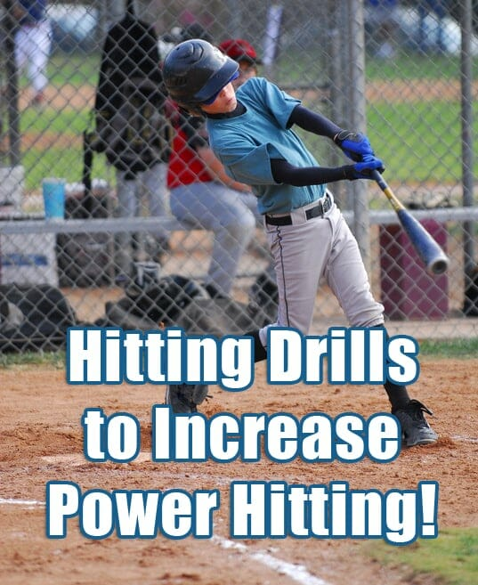 power hitting drills