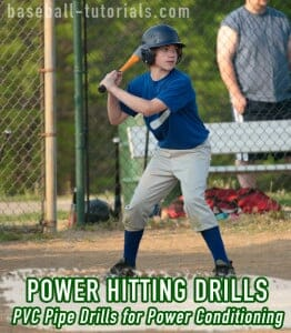 power hitting drills