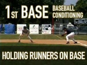 1ST base baseball conditioning