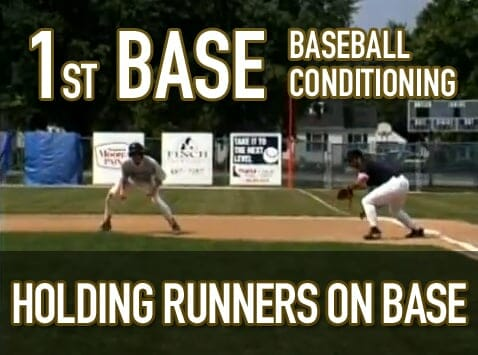 1ST base baseball conditioning