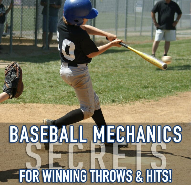 baseball mechanics TITLE