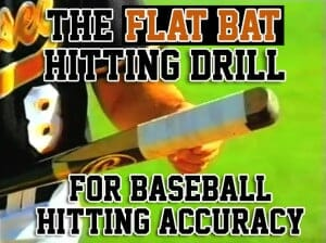 flat bat hitting drill copy
