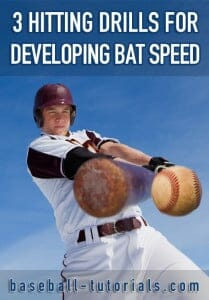 hitting drills for bat speed