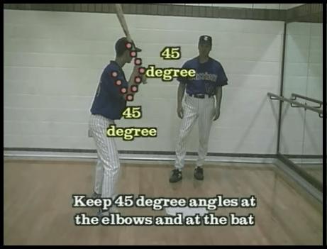 stance and balance hitting drill 2
