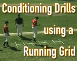 conditioning drill using running grid2