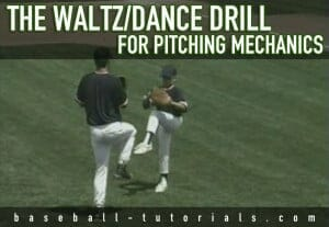 waltz drill pitching drill