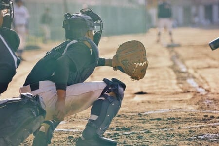 """Blocking Pitches"" Drill for Catchers!"