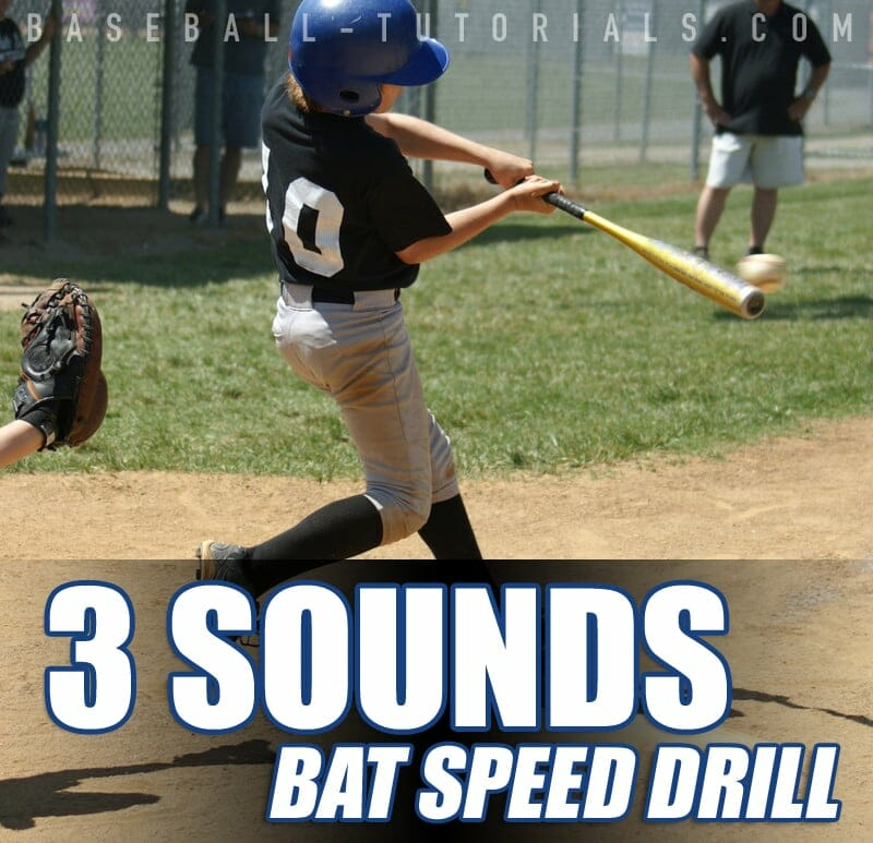 3 SOUNDS BAT SPEED DRILL